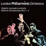 London Philharmonic Orchestra, Vladimir Jurowski: Brahms: Symphonies 1-4 - Plak