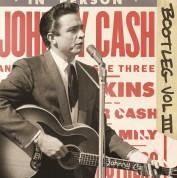 Johnny Cash: Bootleg 3: Live Around The World - Plak