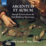 Ensemble Leones, Marc Lewon: Argentum et aurum - CD