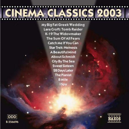 Cinema Classics 2003 - CD