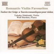 Takako Nishizaki: Romantic Violin Favourites - CD