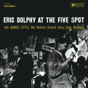 Eric Dolphy: At The Five Spot, Vol.1 - Plak