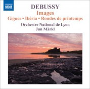 Jun Märkl: Debussy: Orchestral Works, Vol. 3 - CD