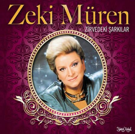Zeki Müren: Zirvedeki Şarkılar - CD