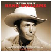 Hank Williams: The Very Best of Hank Williams (Red Vinyl) - Plak