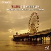 Orchestre National de Lille, Owain Arwel Hughes: Walton: The Symphonies - SACD