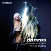 Øystein Baadsvik, Niklas Sivelöv: Danzas - Tuba & Piano - CD