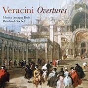 Musica Antiqua Köln, Reinhard Goebel: Veracini: Ouvertures - CD