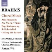 Antoni Wit: Brahms: Choral Music - CD