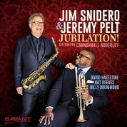 Jeremy Pelt, Jim Snidero: Jubilation! - Celebrating Cannonball Adderley - CD