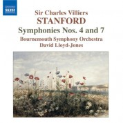 David Lloyd-Jones: Stanford: Symphonies, Vol. 1 (Nos. 4 and 7) - CD