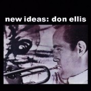 Don Ellis: New Ideas: Don Ellis + 1 Bonus Track - CD