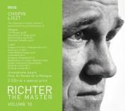 Sviatoslav Richter - The Master Vol. 10 - CD