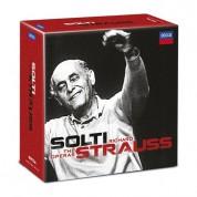 Sir Georg Solti: Strauss, R.: Sir Georg Solti - Richard Strauss Operas - CD