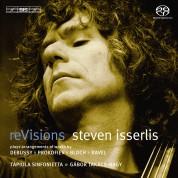 Steven Isserlis, Tapiola Sinfonietta, Gábor Takács-Nagy: reVisions - SACD