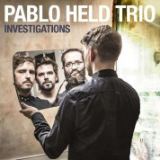 Pablo Held: Investigations - CD