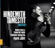 Antoine Tamestit: Hindemith: Bratsche - CD