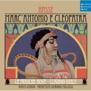 Claudio Osele, La Musiche Nove: Hasse: Marc'antonio E Cleopatra - CD