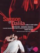 Flanders Opera Symphony Orchestra, Tomas Netopil: Saint-Saens: Samson et Dalila - DVD