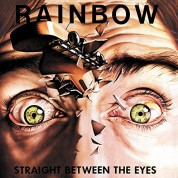 Rainbow: Straight Between The Eyes - Plak