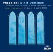 Claudio Abbado, Coro della Radiotelevisione Svizzera, Julia Kleiter, Lucio Gallo, Orchestra Mozart, Rachel Harnisch, Rosa Bove: Pergolesi: Dixit Dominus - CD