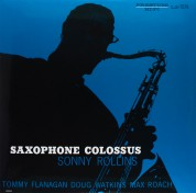 Sonny Rollins: Saxophone Colossus (200g-edition) - Plak