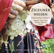 Sarah Chang, Christian Tetzlaff, Yehudi Menuhin, Ulf Hoelscher, Frank Peter Zimmermann: Zigeunerweisen - Virtuoso Violin - CD