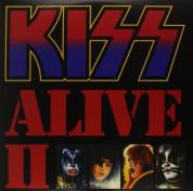 Kiss: Alive II - Plak