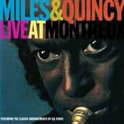 Miles Davis: Live at Montreux - CD