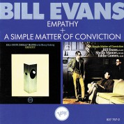 Bill Evans: Empathy / A Simple Matter of Conviction - CD