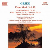 Grieg: Norwegian Dances, Op. 35 / Peer Gynt, Op. 23 / Waltz Caprices - CD