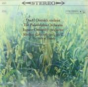 David Oistrakh, The Philadelphia Orchestra, Eugene Ormandy: Sibelius: Violin Concerto Op. 47 - Plak