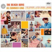 The Beach Boys: All Summer Long (Stereo) - Plak