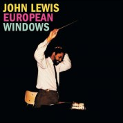 John Lewis: European Windows - CD