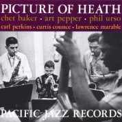 Chet Baker: Picture of Heath - CD