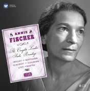 Annie Fischer - The Complete London Studio Recordings - CD