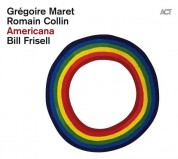 Gregoire Maret, Romain Collin, Bill Frisell: Americana - CD