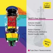 Daniel Gaede, Polnische Kammerphilharmonie, Wojciech Rajski: Vivaldi: The Four Seasons - Plak