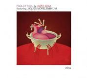 Paolo Fresu, Omar Sosa: Alma - CD