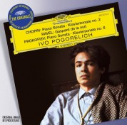 Ivo Pogorelich: Chopin/ Ravel/ Prokofiev: - CD