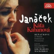 Sir Charles Mackerras, Czech Philharmonic Orchestra: Janacek, Katya Kabanova. Opera - CD