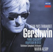 Marin Alsop, Baltimore Symphony Orchestra, Jean-Yves Thibaudet: Gershwin: Rhapsody in Blue, Piano Concerto Etc - CD