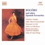 Bolero And Other Spanish Favourites - CD