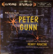Henry Mancini: The Music From Peter Gunn - Plak
