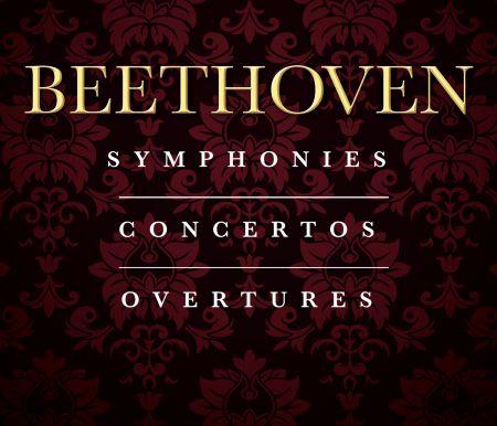 Çeşitli Sanatçılar: Beethoven: The Complete Symphonies, Concertos & Overtures - CD