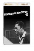 John Coltrane: A Love Supreme - BluRay Audio
