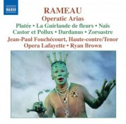Jean-Paul Fouchécourt: Rameau: Operatic Arias for Haute-Contre - CD