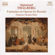 Thalberg: Fantasies On Operas by Rossini - CD