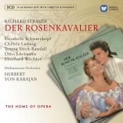 Elisabeth Schwarzkopf, Christa Ludwig, Nicolai Gedda, Philharmonia Orchestra, Herbert von Karajan: Strauss: Der Rosenkavalier - CD