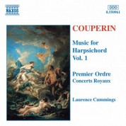 Couperin, F.: Music for Harpsichord, Vol.  1 - CD